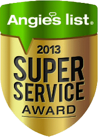 2013 Angie's List Award