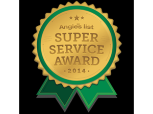 2014 Angie's List Award