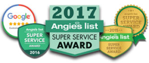 Angie's List Awards 4 Years In A Row